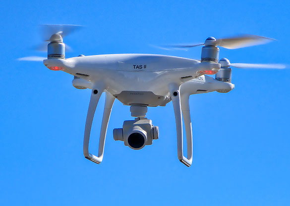 Are Drones Becoming Essential to Construction